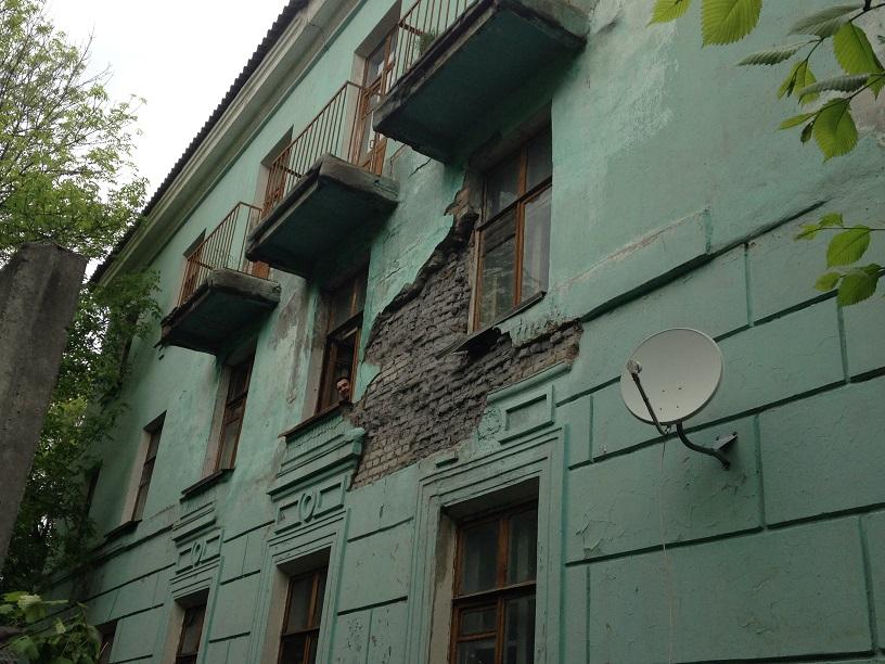 Ремонт фасадов в спб цена