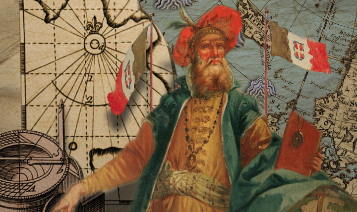 a biography of john cabot an italian mariner The first voyage with his ship, the john cabot set out to sea from port bristol on a warm day an italian diplomat living in england who was sending a letter.