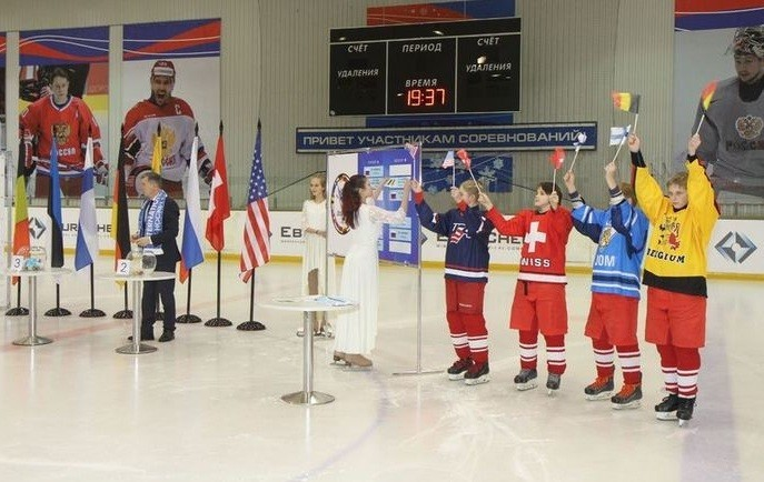Новомосковск готов к хоккейному турниру EuroChem Cup - 2018