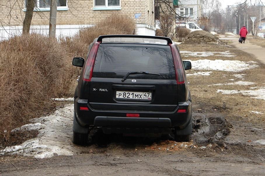 Муниципальный контроль проводит рейды по парковке транспортных средств на озелененных территориях